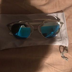 "Dior ""so real"" sunglasses"