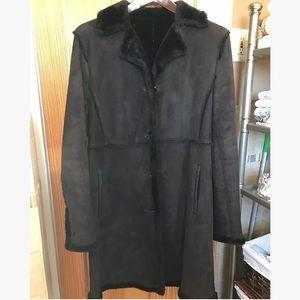 Searle Shearling Coat