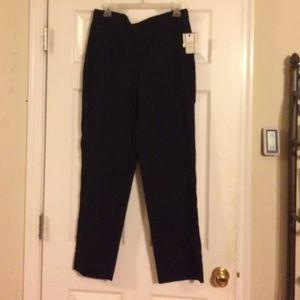 NWT Dana Buchman slimming solution pants
