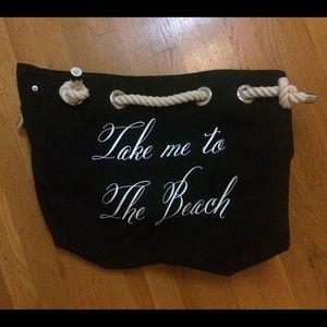 Wildfox Copa Club Reversible Beach Bag