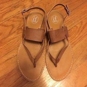 Nordstrom Shoes - Brown Sandals