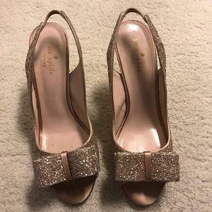 Kate Spade heels size 8
