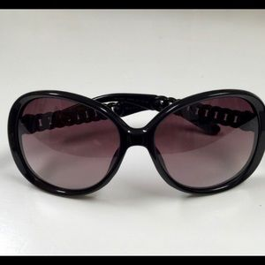 Authentic Marc by Marc Jacobs Black Sunnies w/Dior