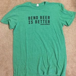 "Other - ""Bend Beer is Better"" tee from 10 Barrel Brewing"