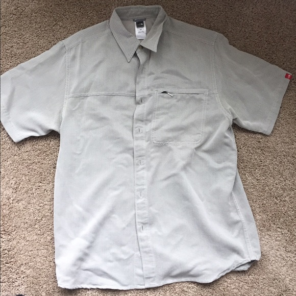0b5fdafdf North Face Hiking Shirt