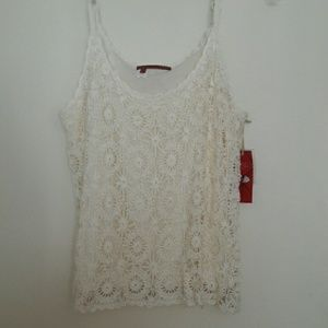 Tapemeasure Tops - Crochet Camisole