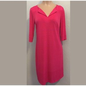 Laundry by Design Dresses & Skirts - Laundry by design size 6 Red 3/4 sleeve dress