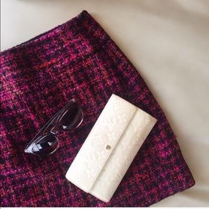 THE LIMITED // Tweed Skirt