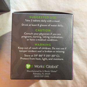 it works! Other - It Works Hair Skin & Nail Vitamins