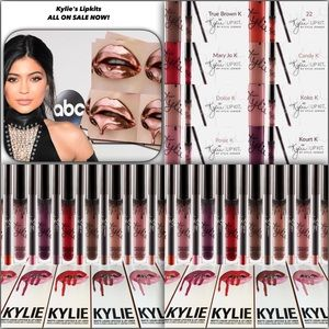 💋ALL KYLIE's Matte Lipkits ON SALE NOW/Lmtd Amts