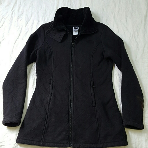 The North Face Jackets Coats Fur Lined Quilted Jacket Poshmark