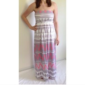 Dresses & Skirts - ZigZag Striped Maxi Dress