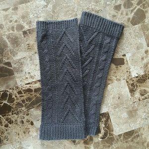 Accessories - HOST PICK Knit Leg Warmers NWOT