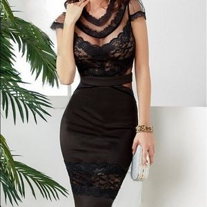 Dresses & Skirts - 'Perfect Fight' Floral Lace Dress