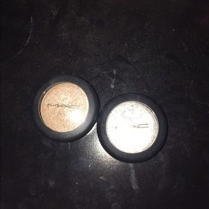 Mac glitter eye shadow