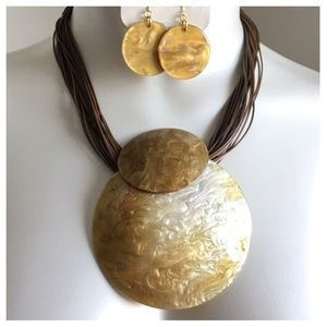 Jewelry - New- Multi Strand Necklace Set
