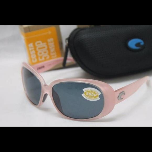 costa del mar hammock 580p sunglasses coral pink 26  off costa del mar accessories   costa del mar hammock 580p      rh   poshmark