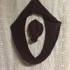 Accessories - Ladies Winter Hat by Cotton On and Infinity Scarf