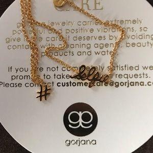 Gorjana Jewelry - Gorjana selfie necklace set