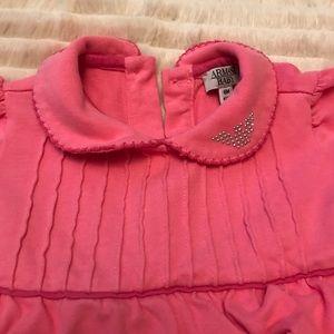‼️price firm‼️Authentic Armani baby dress