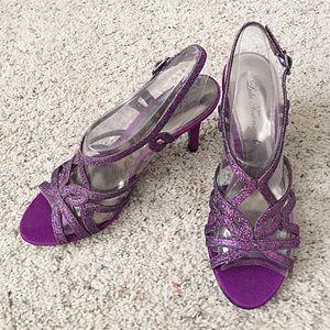 Lulu Townsend Shoes - 🍇Purple heel 💋