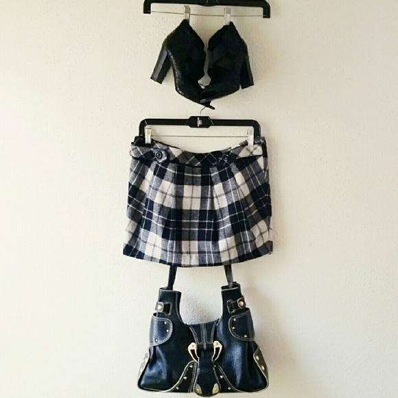 Plastic Island Skirt