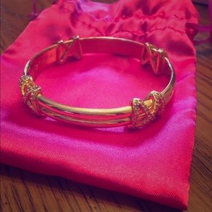 Elaine Turner Jewelry - NWOT Elaine Turner Bracelet with Swarovski Crystal