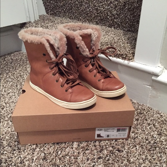 67bcf18dedb UGG Croft Luxe Quilted Sneakers