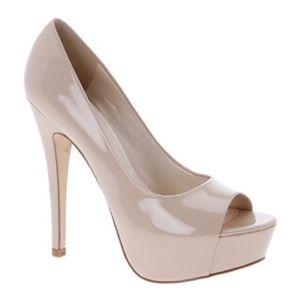 💸MAKE AN OFFER💸 ALDO Peep-Toe Heels