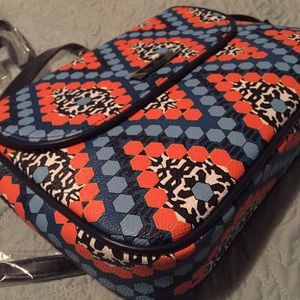 NWT Vera Bradley Flap Crossbody in Marrakesh Beads