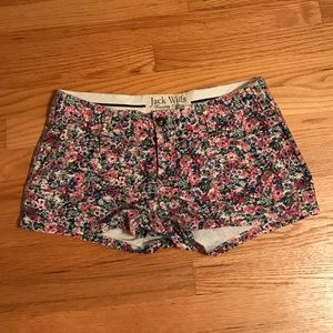 Jack Wills Pants - Jack Wills floral shorts