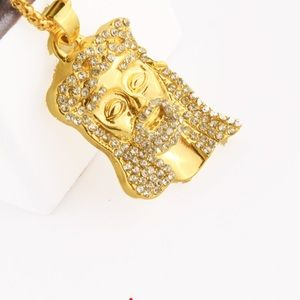 Other - New 18k gold plate necklace