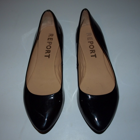 report brand shoes flats