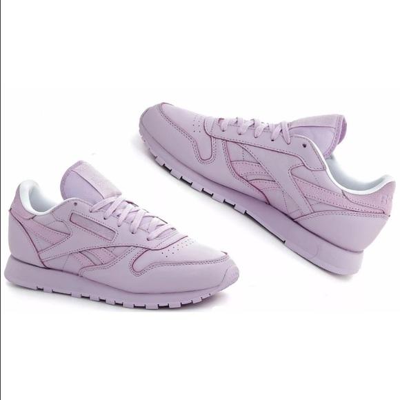 5830e7b4e773bb Reebok Classic Face Stockholm purple 7 sneakers