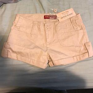 Guess Pants - Guess jeans chino shorts
