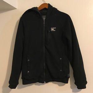 G-Star Jackets & Blazers - G star thick black hoodie