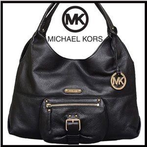 MICHAEL Michael Kors Handbags - Michael Kors Pebbled Leather Handbag