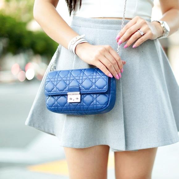 4dd42eabc3 Dior Bags | Large Miss Promenade Pouchette Authentic | Poshmark