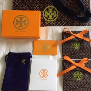 Tory Burch Other - Tory Burch gift packaging