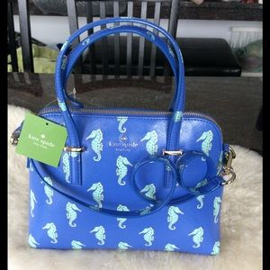 PRICE DROP TODAY Kate Spade Seahorse Collection