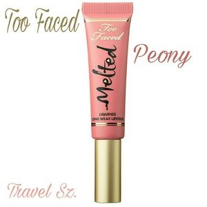 Too Faced Other - TOO FACED Melted Liquified Long Wear Lip PEONY