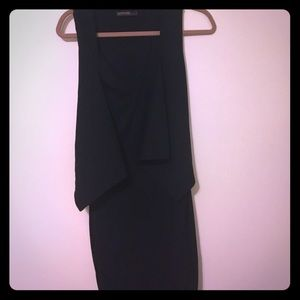 Supertrash Dresses & Skirts - SuperTrash - Small - Black Dress - with vest