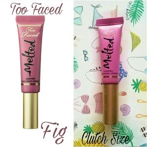 Too Faced Other - TOO FACED Melted Liquified Long Wear Lip FIG