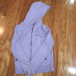 Lulu lemon cotton hoodie