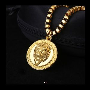 Other - New gold plated necklace