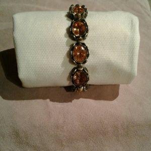 """""""Crystal Brulee"""" Bracelet"""