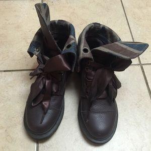 Dr. Martens London boots