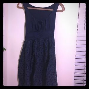 Soprano Dresses & Skirts - Navy Blue Summer Soprano Dress Small