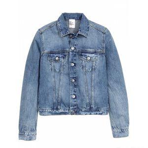 h&m • denim jacket