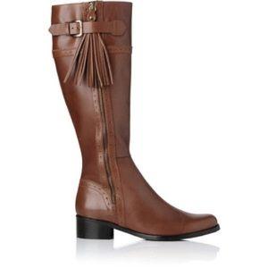 LK Bennett Shoes - L.K. Bennett 'Stanley' leather riding boots.